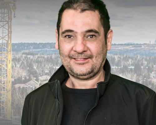 Aeid Elboyok, MSC P.ENG